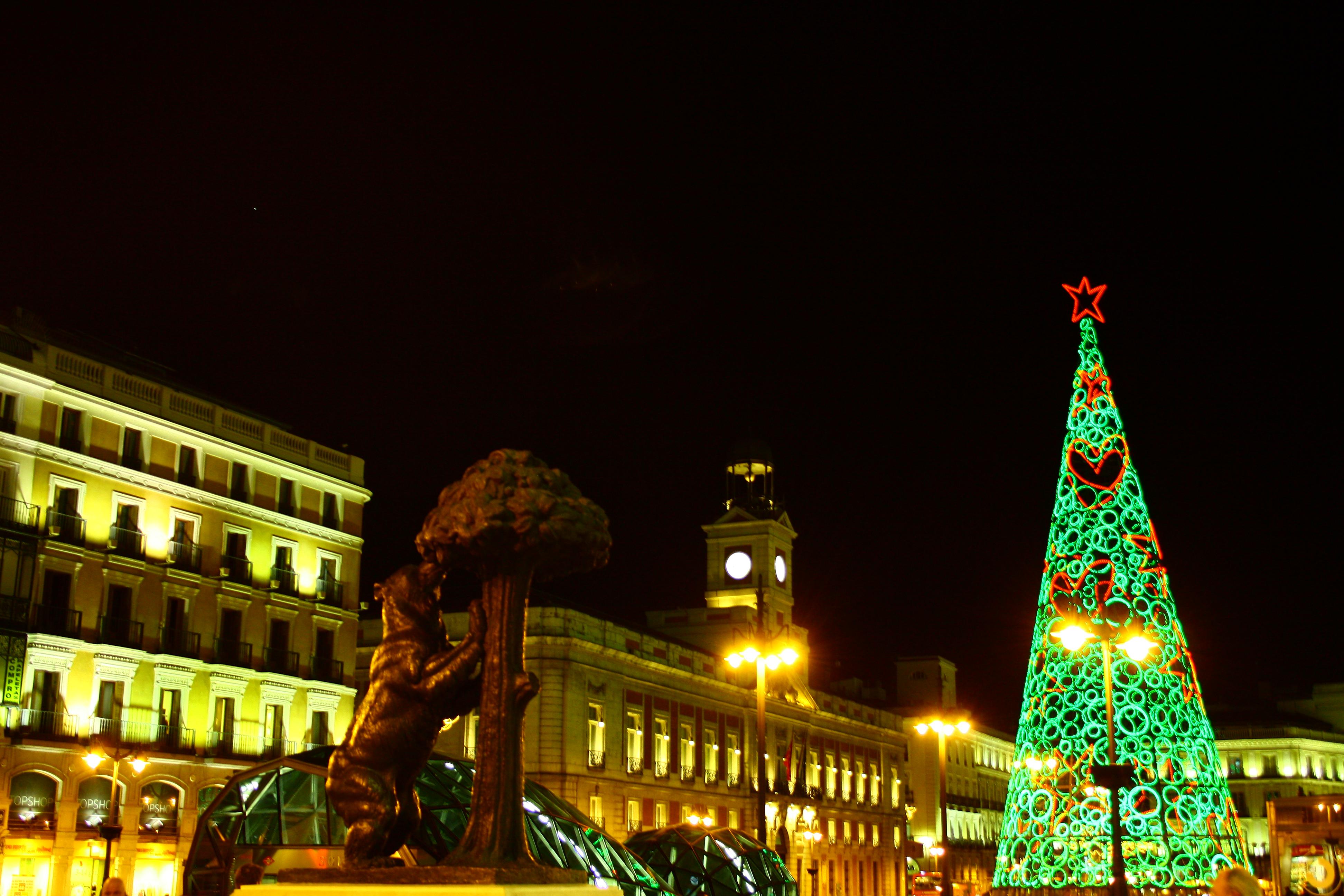Arbol de navidad madrid cahesar 39 s photos - Planta navidad ...